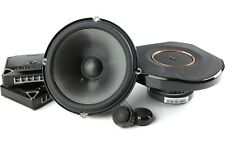 """New Infinity Reference Series REF6530cx 6-1/2"""" Component Speaker System 6.5"""