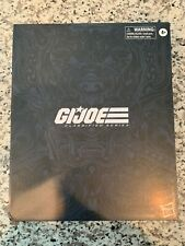 GI Joe Classified 00 Snake Eyes, RARE In hand