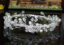 Corona da sposa bianco