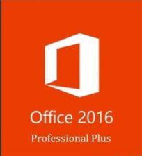 Microsoft Office 2016 Pro Plus 1User License Key