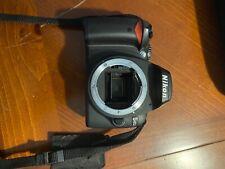Nikon D D40 6.1MP Digital SLR Camera