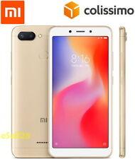 "Xiaomi Redmi 6 64Go DoubleSim Débloqué Smartphone 4Go RAM 5.45"" Mobile Or"
