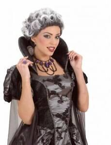 Gothic Victorian Black Purple Wedding Burlesque Halloween Choker Necklace