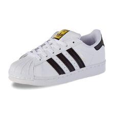 Scarpe Adidas Superstar J Taglia 40 FU7712 Bianco