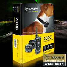 Dogtra 200C Compact Remote Dog Training Collar System 1/2-Mile Waterproof