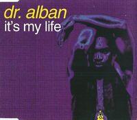Dr. Alban Maxi CD It's My Life - Germany (EX+/EX+)