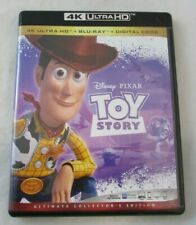 New ListingToy Story 4K/Blu-ray No Digital Code