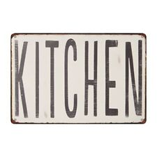Metal Tin Sign kitchen sign  Decor Bar Pub Home Vintage Retro Poster