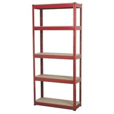 Sealey Racking Unit with 5 Shelves 150kg Capacity Per Level AP6150