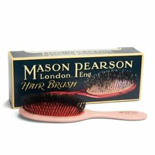 Mason Pearson B1 Extra Large Pure Boar Bristle Hair Brush - Pink