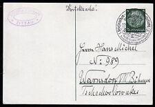 DR PP 127/C33, GERA, 700 Jahre Stadt, Briefm.-Ausst. 1937