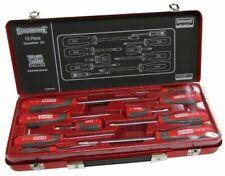 Sidchrome SCMT29102 Ergonomic Screwdriver Set - 10 Piece