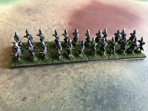 15mm Painted Crossbowmen