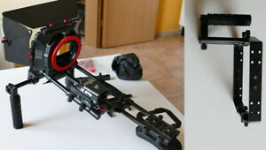 Schulterstativ DSLR Kamera-Rig / Matte Box / Camera Cage uvm.