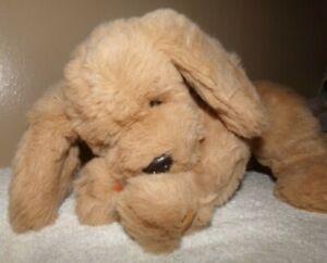 """Vtg 1985 Gund Muttsy Plush Puppy Dog Stuffed Animal 14"""" # 1361~ Soft Cuddly"""