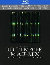 The Ultimate Matrix Collection Blu-ray Disc, 2008, 6-Disc Set (NEW)
