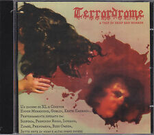 TERRORDROME - a trip in deep red horror CD