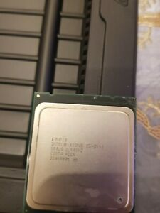 Intel Xeon E5-2690 8-Core CPU 8x 2.90 GHz, 20 MB SmartCache, Socket 2011 - SR0L0