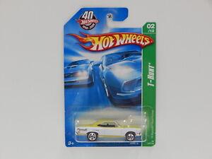 1:64 1970 Plymouth Road Runner - Hot Wheels 2008 Treasure Hunt Long Card  Hot Wh