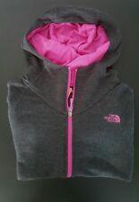 The North Face Women's Hoodie - Size Medium Dark Grey/ Pink MSRP $75.00