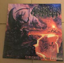 Abominator Subversives for Lucifer LP Destroyer 666 Bestial Warlust Blasphemy