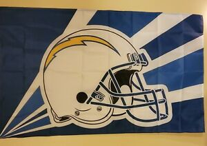San Diego Chargers  3 x 5 Flag/Banner # 214