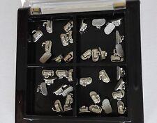 40st Dental molar tubes,Molar verklebbare Rohre,nicht umstellbar,roth22 2nd