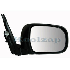 TYC RX-330/350/400h Power Heat Memory Manual Folding Mirror Right Passenger Side