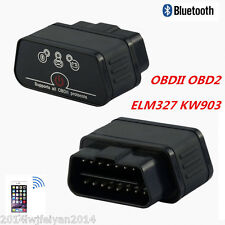 ELM327 WiFi OBD2 OBDII Bluetooth Car Diagnostic Scanner Tool For IOS & Android