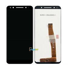 Ricambio Display Schermo Lcd Touch Screen Nero Per Vodafone Smart N9