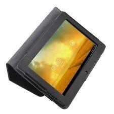 "7 ""pulgadas Cuero Pu Funda Protectora Para Android Tablet Pc A13 A20 A23 Q88"