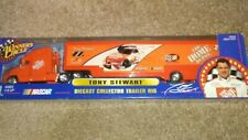 Winners Circle #20 Tony Stewart 1/64th  Diecast Collector Trailer Rig