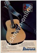 Jim Messina Ibanez International Musician Trade Press Advert