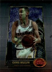 1994-95 Topps Finest NBA Basketball Base Singles (Pick Your Cards)