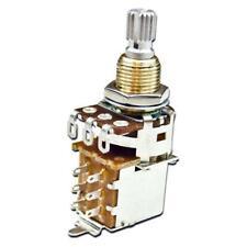 Bourns 500K Pot Push/Pull Split-Shaft Audio Taper Pot Potentiometer