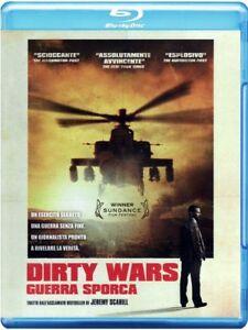 DIRTY WARS Guerra Sporca  Blu Ray Nuovo Sigillato Jeremy Scahill N