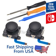 3D Analog Sensor Stick Joystick Repair Parts Kits fit Nintendo Switch NS Joy-Con