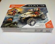 Mega Construx Halo CTF Arctic Warhog  FDY52 NIB