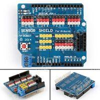 Sensor Escudo Expansión Board Shield Para  UNO R3 V5.0 Electric Módulo