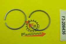 F3-2206436 Serie Segmenti Fasce  pistone 38,4 X 1,5 Grano esterno (G15H)
