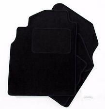 Fußmatten Automatten Velours für Nissan Almera N16 2000-06 4tlg schwarz ohne Bef