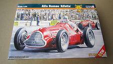 """Alfa Romeo """"Alfetta"""" F-1 World Cup Winner' 1950   1/24 Mister Craft # D-222"""