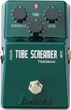 Ibanez Distortion Guitar Pedal Tube Screamer TS808HW Hand-Wired FAST SHIP