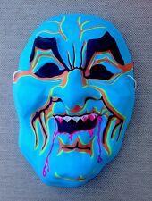VINTAGE Witch Villain Monster Creature HALLOWEEN MASK Mint Shape Plastic Style