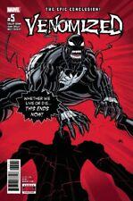 VENOMIZED #5 MARVEL COMICS CONCLUSION! X-MEN POISON THANOS BRADSHAW BUNN 5218