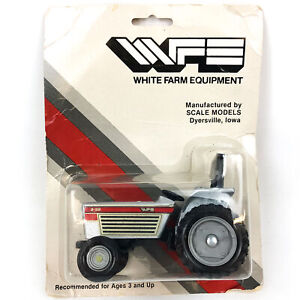 1/32 White 2-32 Diecast Utility Tractor by Scale Models Farm Toy Brand New