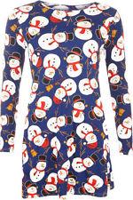Magliette da donna viscosa con girocollo taglia 42