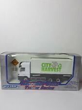 Welly - City Harvest Truck - Mercedes-Benz Trailer Series Diecast & Plastic