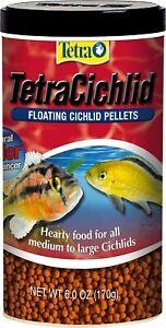 Tetra TetraCichild Floating Pellets 6oz       Free Shipping