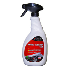 Ultima Wheel Cleaner 22 oz Spray Gel No Acid Alloy Chrome Painted Wheel Safe